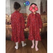 """Модель:""""Детское платье бант"""""""